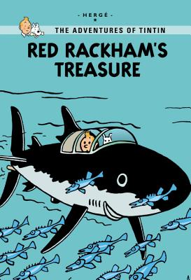 Red Rackham's Treasure By Herge